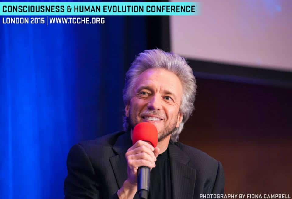 Gregg Braden - přednášky a workshopy, Consciousness & Human Evolution Conference, Londýn 2015