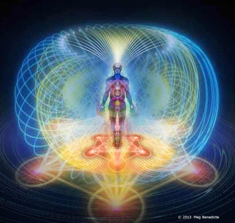 Kurz MERKABA - aktivace, meditace