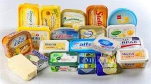 margariny umele tuky