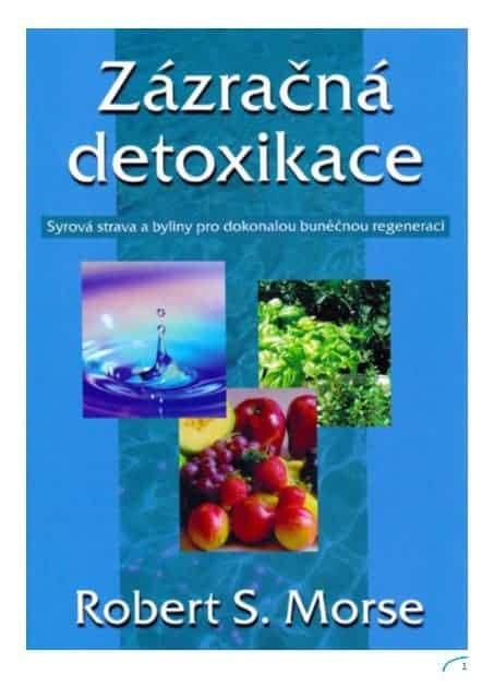 zazracna detoxikace knihy